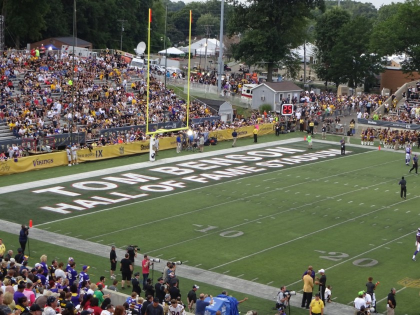 Tom-Benson-Hall-of-Fame-Stadium-End-Zone